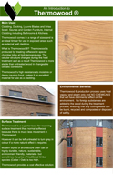 Thermowood Product Brochure